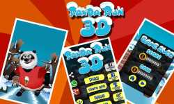 Panda Run 3d Runner Game screenshot 3/4