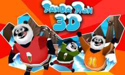 Panda Run 3d Runner Game screenshot 4/4