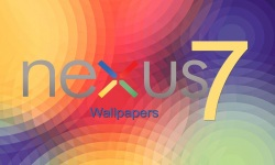 Official Nexus 7 Wallpaper screenshot 1/3