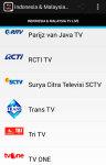 Indonesia and Malaysia Tv Live screenshot 3/5