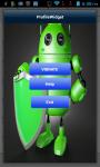 Profile Change Widget screenshot 2/4
