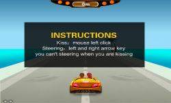 Crazy Kiss Racer free screenshot 2/6