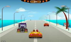 Crazy Kiss Racer free screenshot 3/6