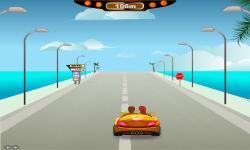 Crazy Kiss Racer free screenshot 5/6