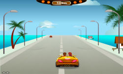 Crazy Kiss Racer free screenshot 6/6
