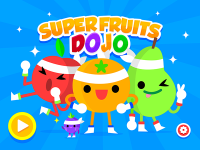 Super Fruit Dojo screenshot 1/6