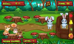 Easter Bunny Egg Rush screenshot 2/3