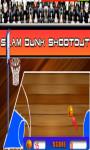 Slam Dunk Shoot Out – Free screenshot 3/6