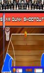 Slam Dunk Shoot Out – Free screenshot 4/6
