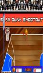 Slam Dunk Shoot Out – Free screenshot 5/6