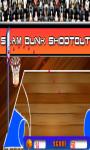 Slam Dunk Shoot Out – Free screenshot 6/6