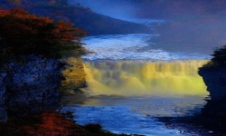 Great Waterfall LWP2 screenshot 2/3