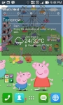 Peppa Pig Wallpaper screenshot 4/6