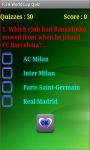 FiFa World Cup Quiz screenshot 3/4