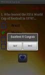 FiFa World Cup Quiz screenshot 4/4