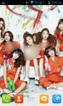 Rainbow South Korean Girl Band Live Wallpaper Best screenshot 2/4