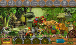 Free Hidden Object Games - Fantasy Land screenshot 3/4
