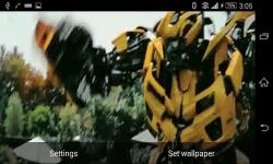 Transformers movie Live Wallpaper screenshot 2/6