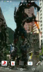 Transformers movie Live Wallpaper screenshot 5/6