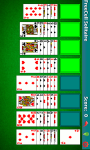 Free Cell Card Game screenshot 1/3