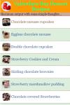 Valentines Day Dessert Recipes screenshot 3/4