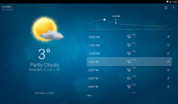 Weather MacroPinch  screenshot 1/3
