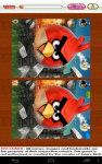 Angry Birds Find Difference screenshot 5/6