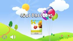 Cool Balloons screenshot 1/4