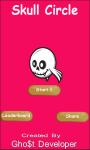 Dots Circle Skull jump COC screenshot 1/4