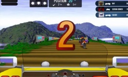 Coaster Racer 3 v1 screenshot 3/5