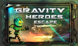 Gravity Heroes Escape screenshot 1/4