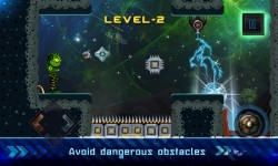 Gravity Heroes Escape screenshot 2/4