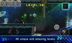 Gravity Heroes Escape screenshot 4/4