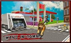 Angry Wolf City Revenge screenshot 2/3