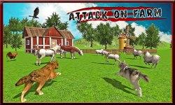 Angry Wolf City Revenge screenshot 3/3