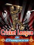 Cricket League Of Champions_xFree screenshot 2/5