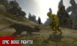 Giant Rat Action RPG 3D screenshot 4/5
