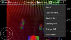 Mupen64Plus AE N64 Emulator ordinary screenshot 1/4