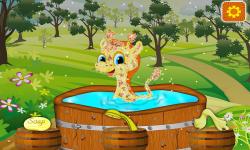 Baby Giraffe Salon screenshot 1/5