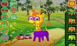 Baby Giraffe Salon screenshot 3/5