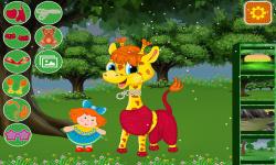 Baby Giraffe Salon screenshot 4/5
