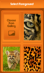 Leopard Zipper Lock Screen screenshot 3/6