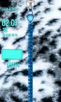 Leopard Zipper Lock Screen screenshot 4/6