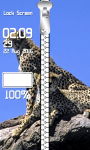 Leopard Zipper Lock Screen screenshot 6/6