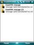 F reeOTFE4PDA screenshot 1/1