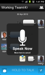 TalkBox Voice Messenger screenshot 2/6