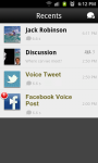 TalkBox Voice Messenger screenshot 6/6