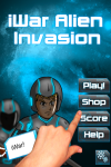 iWar Alien Invasion G screenshot 1/5