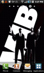 Men in Black Live Wallpaper screenshot 1/3