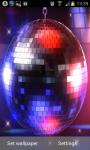 Disco Ball  Live Wallpaper screenshot 1/2